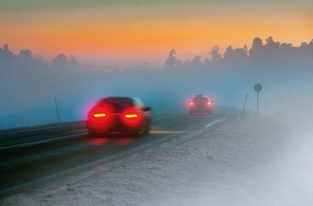 Autofahren während der dunklen Jahreszeit