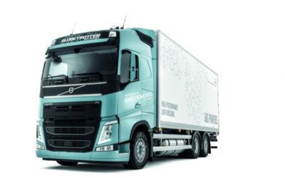 Mautbefreiung für Lkw mit alternativen Antrieben