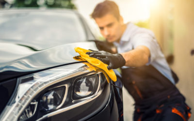Regelmäßige Autopflege ist wichtig